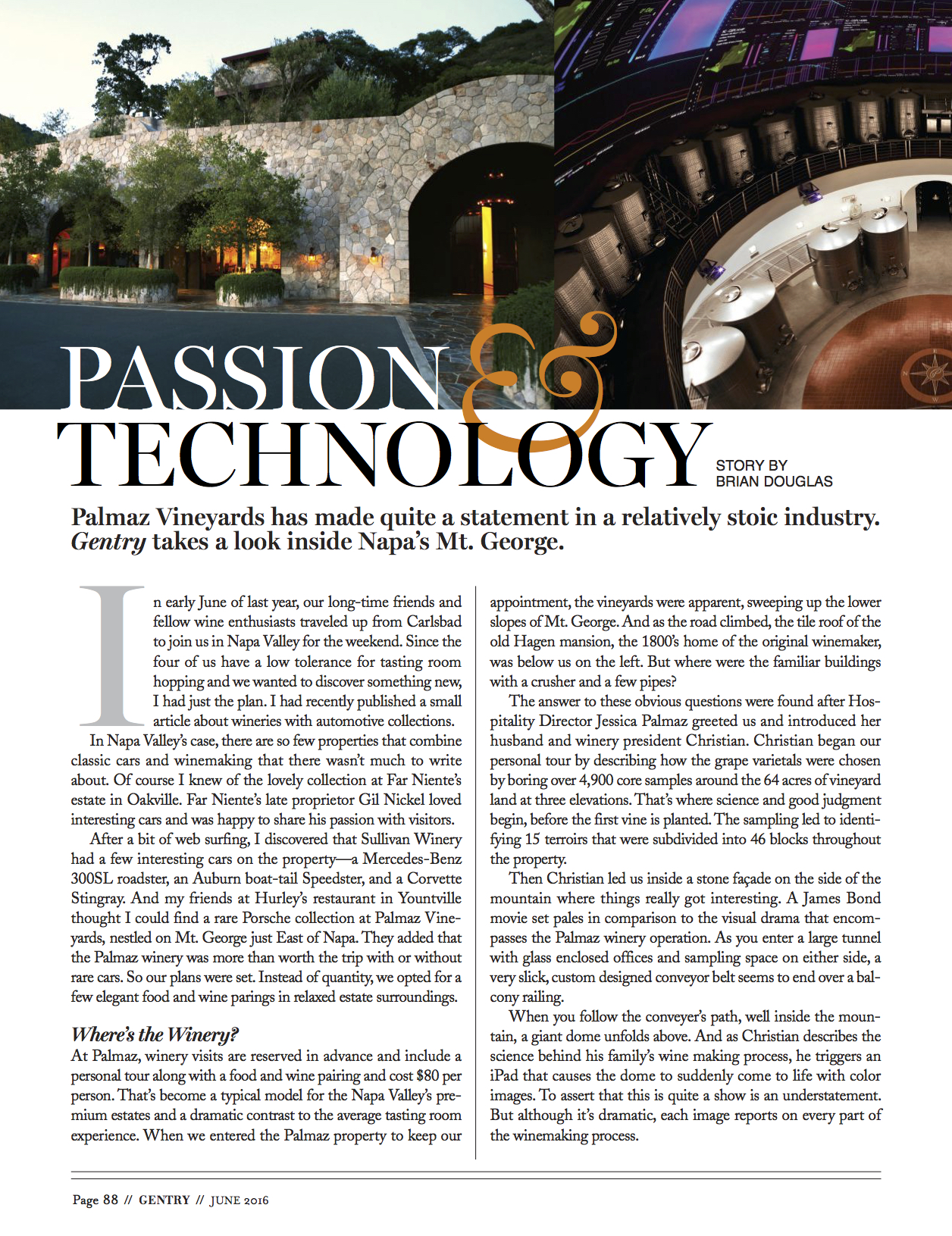 Passion & Technology 1